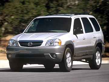 2003 mazda tribute pricing ratings reviews kelley. Black Bedroom Furniture Sets. Home Design Ideas