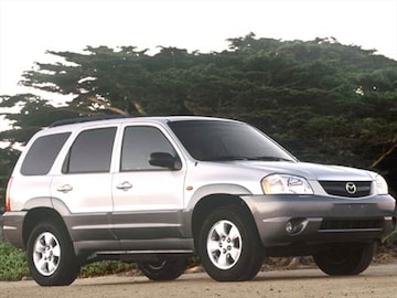 2003 Mazda Tribute | Pricing, Ratings & Reviews | Kelley Blue Book