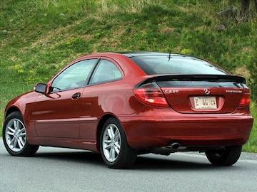 2003 Mercedes Benz C Class Pricing Ratings Reviews Kelley