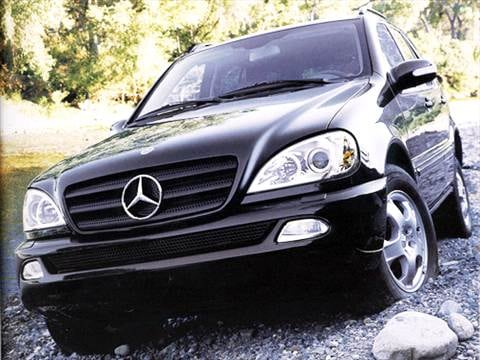 2003 mercedes benz m class ml 350 sport utility 4d pictures and videos kelley blue book. Black Bedroom Furniture Sets. Home Design Ideas