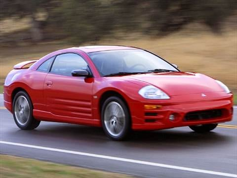 How much is a 2003 mitsubishi eclipse worth
