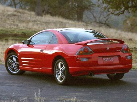 2003 mitsubishi eclipse gt coupe 2d pictures and videos. Black Bedroom Furniture Sets. Home Design Ideas