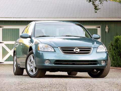 2003 Nissan Altima 2.5 Sedan 4D  photo
