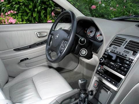 2003 Nissan Maxima Interior ...