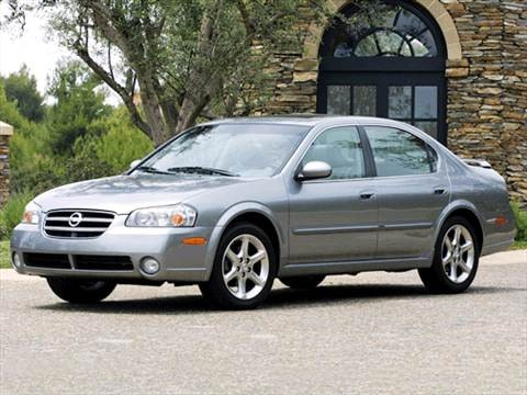 2003 Nissan Maxima Pricing Ratings Amp Reviews Kelley