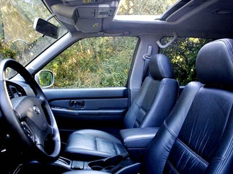 Exceptional 2003 Nissan Pathfinder Interior ...