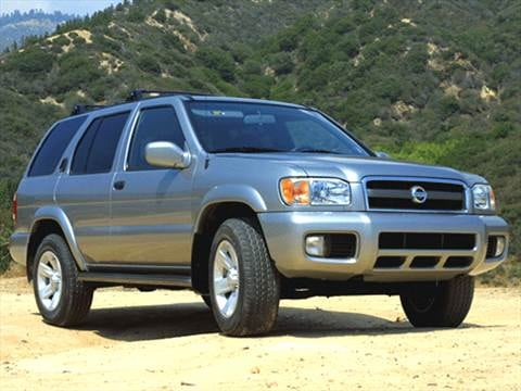 2003 Nissan Pathfinder SE Sport Utility 4D  photo