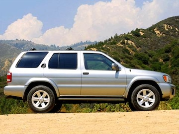 2003 nissan pathfinder pricing ratings reviews. Black Bedroom Furniture Sets. Home Design Ideas