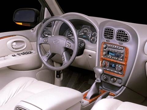2003 oldsmobile bravada Interior