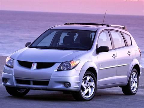 2003 Pontiac Vibe Pricing Ratings Amp Reviews Kelley
