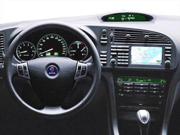 2003 Saab 9 3 Interior