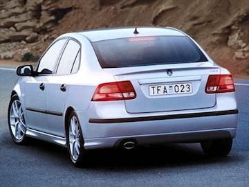 2003 Saab 9 3 Exterior
