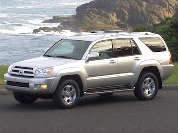 2003 toyota 4runner pricing ratings reviews kelley. Black Bedroom Furniture Sets. Home Design Ideas