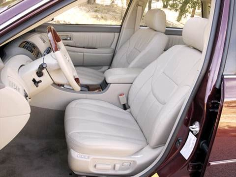 2003 toyota avalon Interior