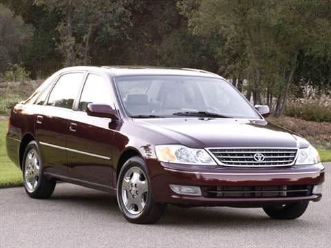 2016 Toyota Avalon >> 2003 Toyota Avalon | Pricing, Ratings & Reviews | Kelley Blue Book