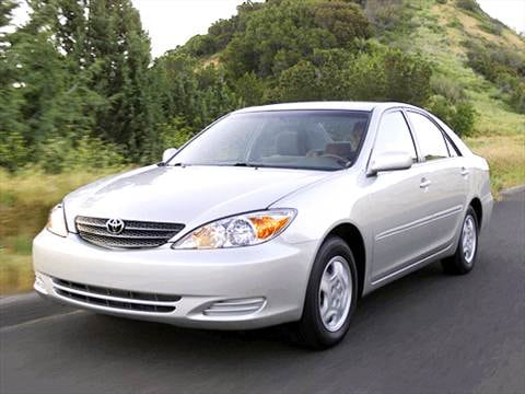 Used Toyota Camry For Sale Near Me >> 2003 Toyota Camry LE Sedan 4D Pictures and Videos - Kelley ...