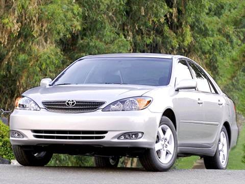 engine oil for 2003 toyota camry le