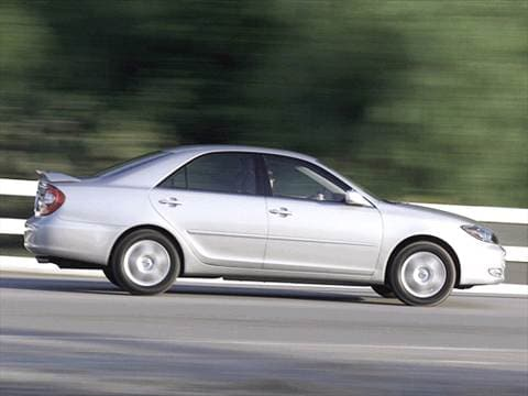 Kbb Car Worth >> 2003 Toyota Camry   Pricing, Ratings & Reviews   Kelley Blue Book