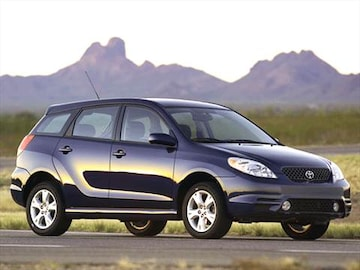 2003 toyota matrix pricing ratings reviews kelley. Black Bedroom Furniture Sets. Home Design Ideas