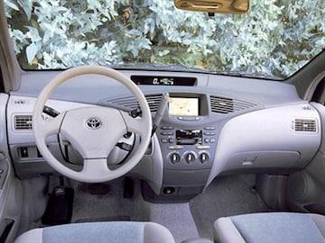 2003 Toyota Prius Interior