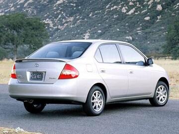 2003 Toyota Prius Exterior