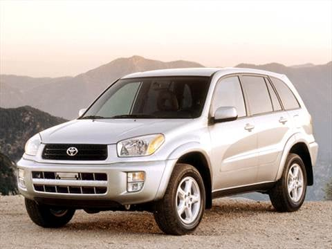Wonderful 2003 Toyota Rav4