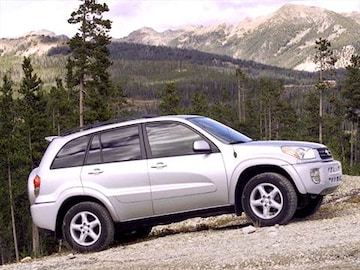 2003 toyota rav4 pricing ratings reviews kelley blue book. Black Bedroom Furniture Sets. Home Design Ideas