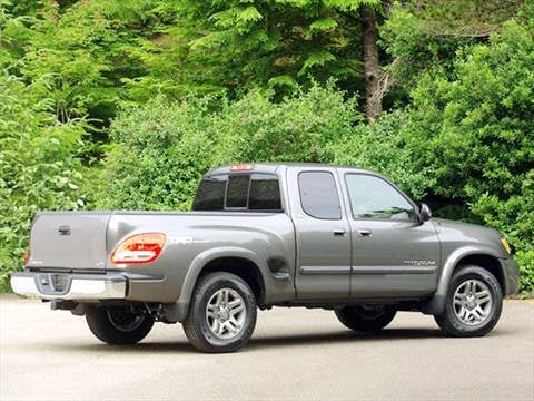 2003 toyota tundra review