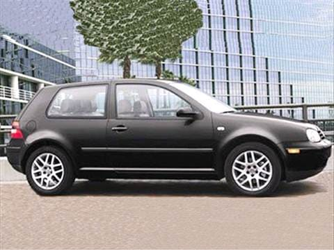 2003 Volkswagen Golf GL Hatchback 2D  photo