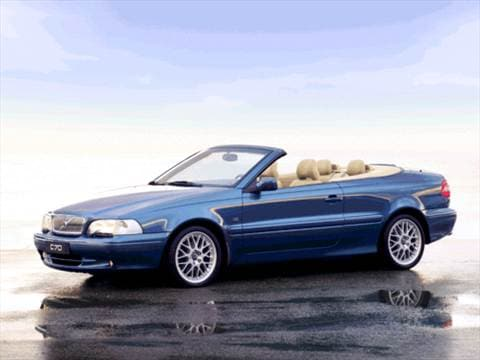 2003 Volvo C70 LT Convertible 2D  photo