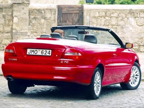 Volvo c70 2003