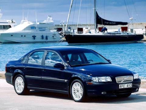 2003 Volvo S80 | Pricing, Ratings & Reviews | Kelley Blue Book