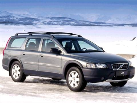 2003 Volvo XC70 2.5T Wagon 4D  photo