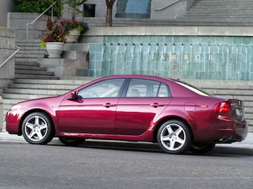 Acura TL Pricing Ratings Reviews Kelley Blue Book - Acura 2004 tl price