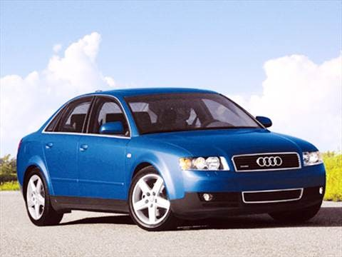2004 Audi A4 Pricing Ratings Amp Reviews Kelley Blue Book