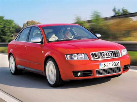 Audi S Pricing Ratings Reviews Kelley Blue Book - 2004 audi s4 review