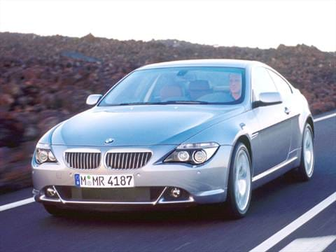 2004 BMW 6 Series 645Ci Coupe 2D  photo