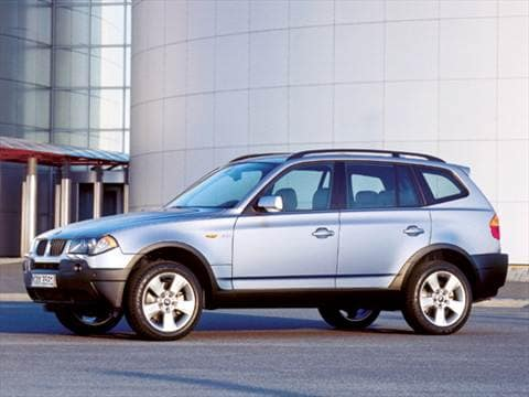 2004 bmw x3 pricing ratings reviews kelley blue book. Black Bedroom Furniture Sets. Home Design Ideas
