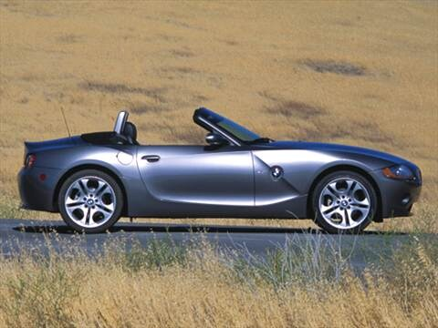 2004 bmw z4 roadster 2d pictures and videos kelley blue book. Black Bedroom Furniture Sets. Home Design Ideas