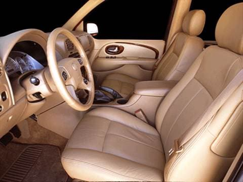 2004 buick rainier Interior