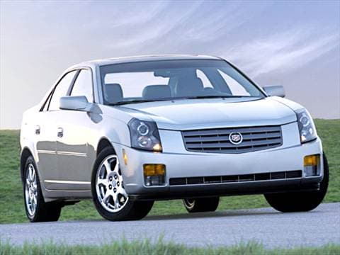 2004 cadillac cts pricing ratings reviews kelley blue book. Black Bedroom Furniture Sets. Home Design Ideas