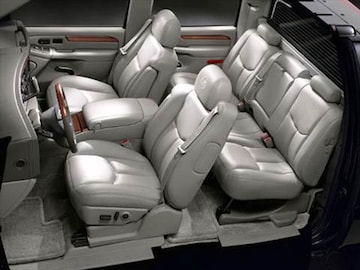 2004 cadillac escalade ext Interior