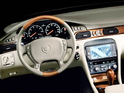 2004 Cadillac Seville Pricing Ratings Amp Reviews