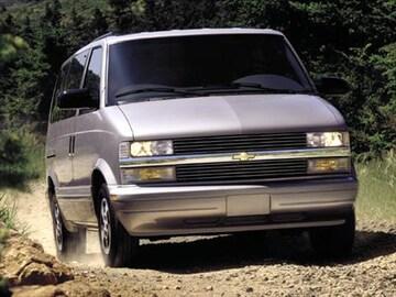 2004 Chevrolet Astro Penger Exterior