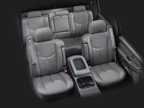 2004 chevrolet avalanche 1500 Interior