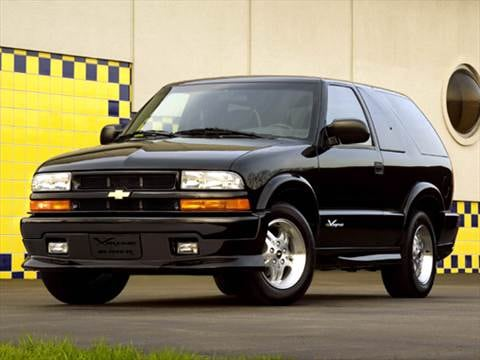 2004 Chevrolet Blazer Pricing Ratings Reviews Kelley Blue Book