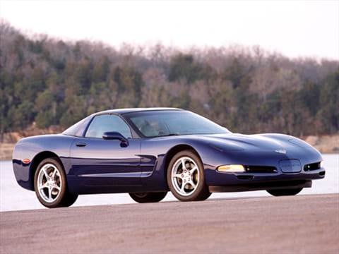 2004 Chevrolet Corvette Coupe 2D  photo