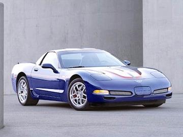 2004 Chevrolet Corvette Exterior