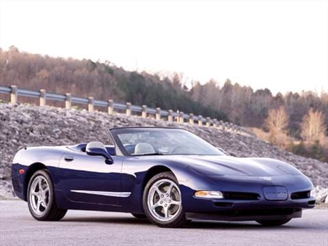 05 chevy corvette owners manual