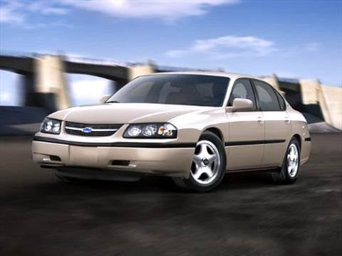 2004 Chevrolet Impala | Pricing, Ratings & Reviews ...